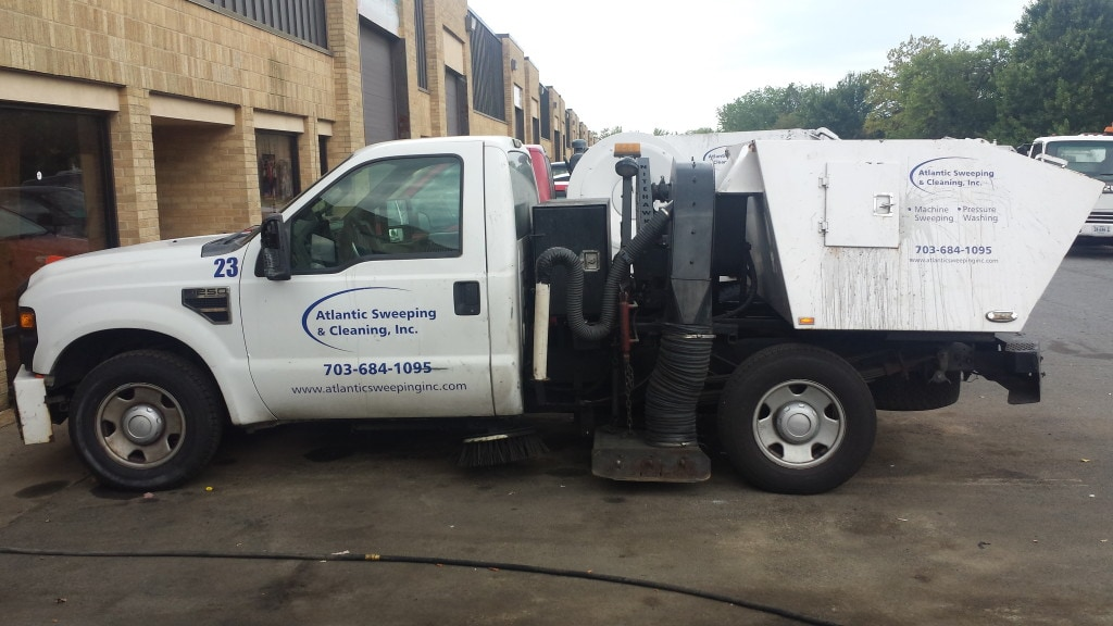 Sweeping Service in Washington, D.C. & Surrounding Areas 3
