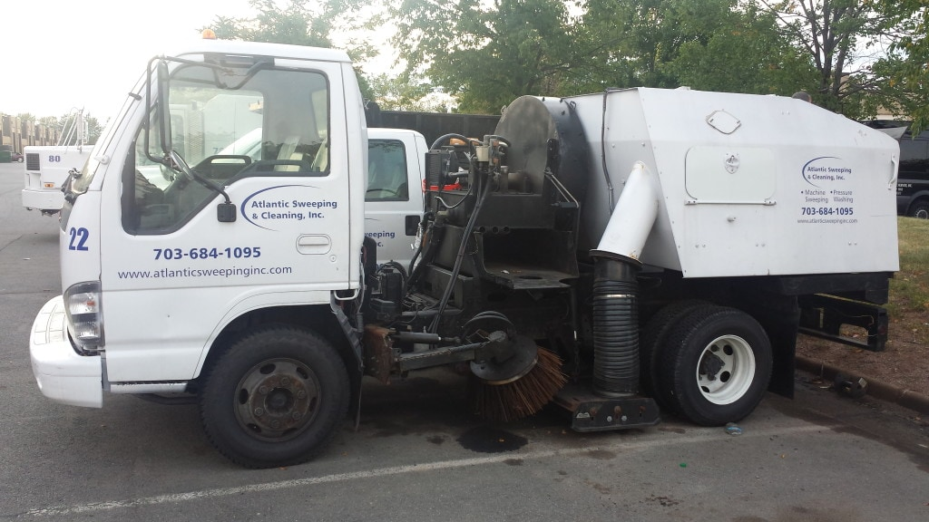 Sweeping Service in Washington, D.C. & Surrounding Areas 2
