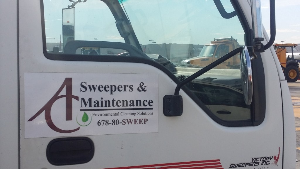 Sweeping Service in Atlanta & Surrounding Areas 4