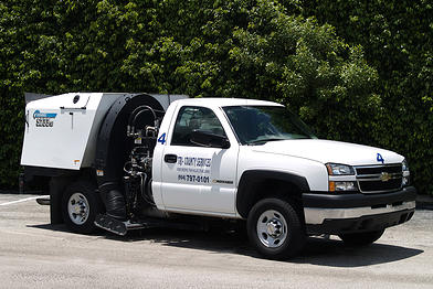 Sweeping Service in Fort Lauderdale & Surrounding Areas 1