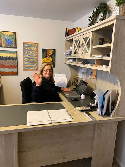 Becky Chamberlain of EcoSweeping Inc.