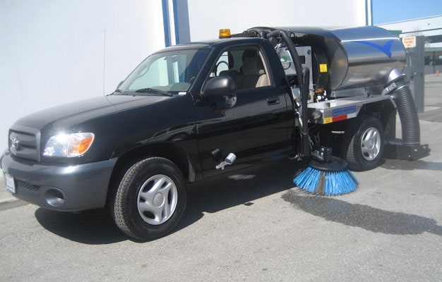 Sweeping Service in San Jose & Surrounding Areas 1