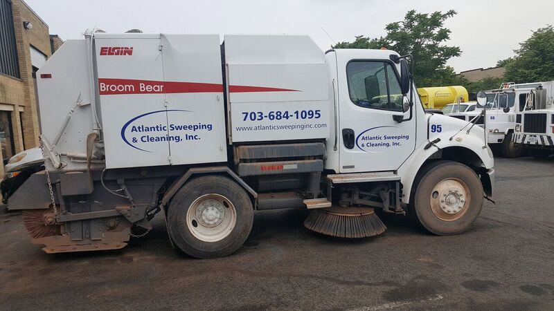 Sweeping Service in Washington, D.C. & Surrounding Areas 1