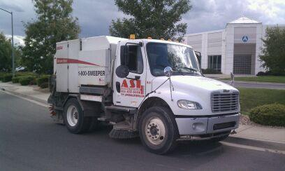 Sweeping Service in Denver & Surrounding Areas 1
