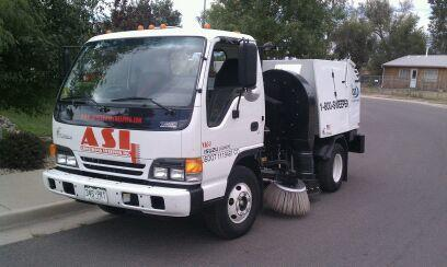 Sweeping Service in Denver & Surrounding Areas 2