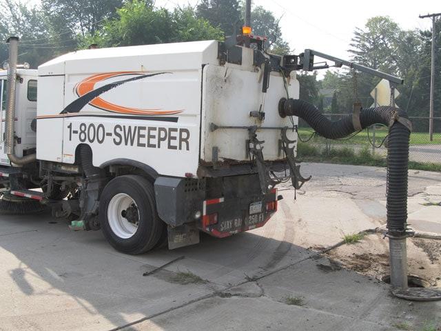 Progressive Sweeping Contractors, Inc. 1