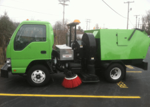 Sweeping Service in High Point & Surrounding Areas 1