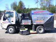 Sweeping Service in Lowell & Surrounding Areas 2