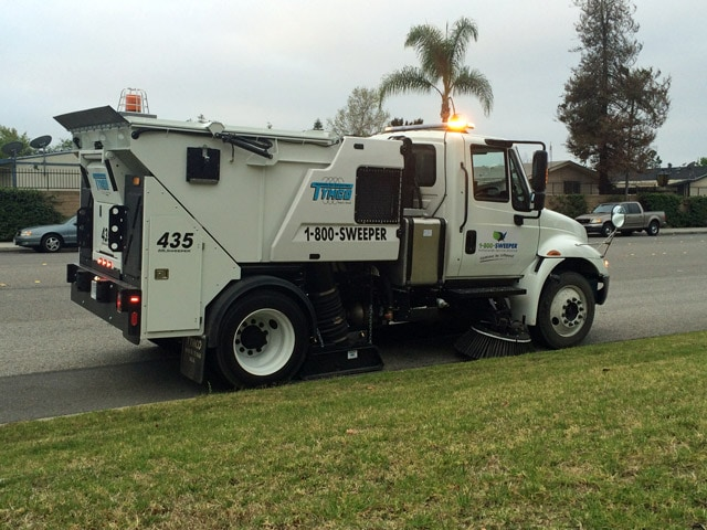 Sweeping Service in Anaheim & Surrounding Areas 3