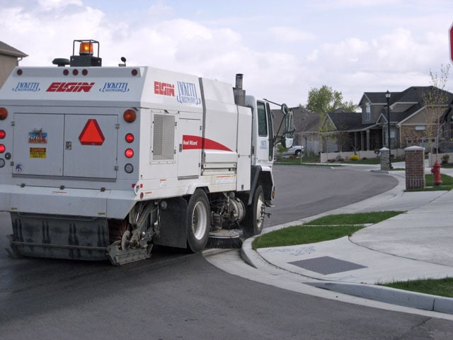 Sweeping Service in Salt Lake City & Surrounding Areas 5