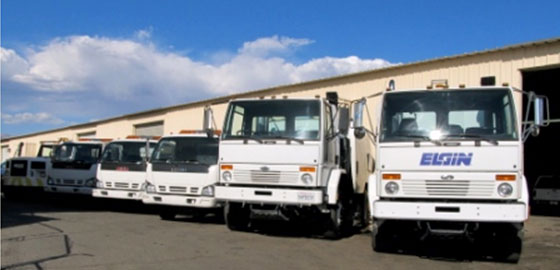 Sweeping Service in Palm Springs & Surrounding Areas 3