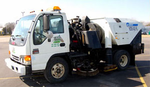 Sweeping Service in Waukegan & Surrounding Areas 3
