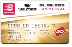vendor partner speedway - Speedway Fleet Card